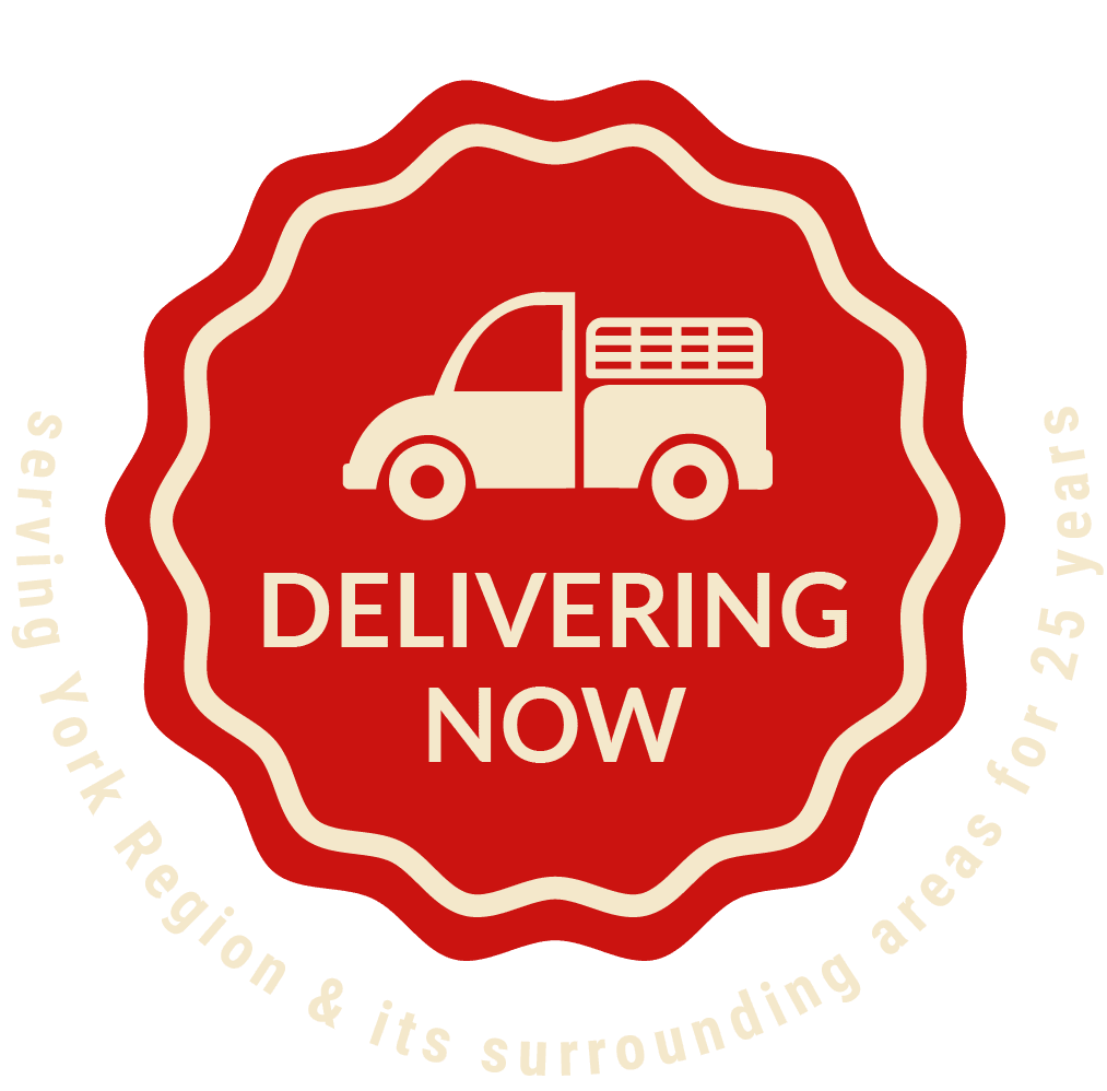 Kloster'ss Butcher Shop is now offering home deliveries to York Region and surrounding areas. Get quality, local meats and products delivered right to your doorstep.